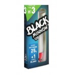 "ΣΙΛΙΚΟΝΕΣ Fiiish Black Minnow 120 ""COMBO OFF SHORE"" 25gr."